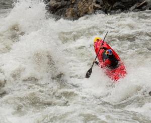 Kayak - Viaggio sul fiume