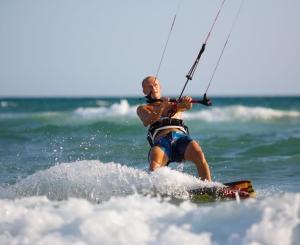 Kitesurf - Sport al mare