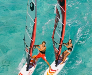 WindSurf - Sport acquatici estate, Cilento